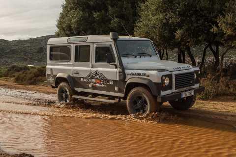 Rethymno Land Rover Safari in Southwest Crete