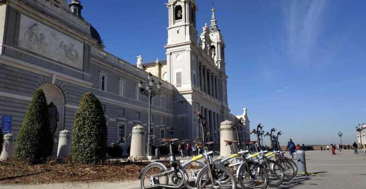 Recorrido en bicicleta por Madrid Río y Casa de Campo.