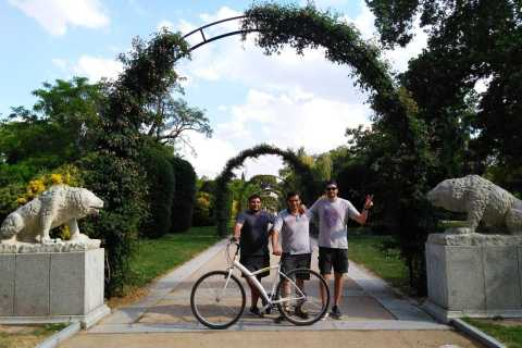 Madrid: Retiro Park and Literary Quarter by Bike