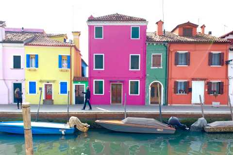 Venice: Murano and Burano Half-Day Boat Tour
