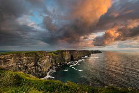 From Dublin: Galway and Cliffs of Moher Day Trip