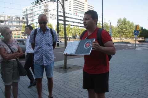 Recorrido a pie por la Segunda Guerra Mundial de Rotterdam
