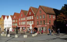 Bergen: City Tour on Foot
