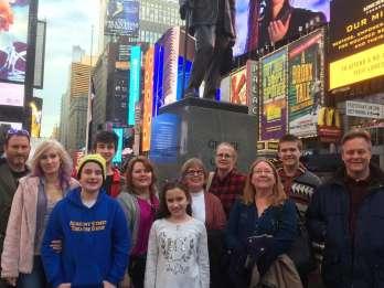 Broadway Theatre District-Tour