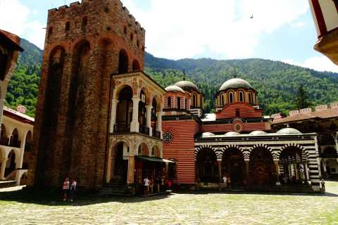 Monastero di Rila e Chiesa di Bojana: tour di 1 giorno