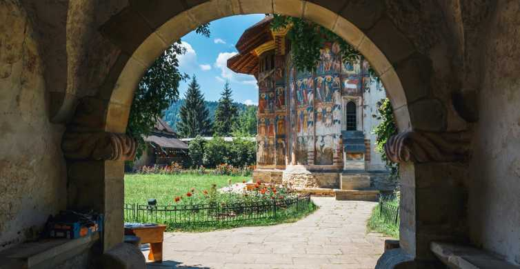 From Cluj-Napoca: 2-Day Bucovina & Painted Monasteries Tour