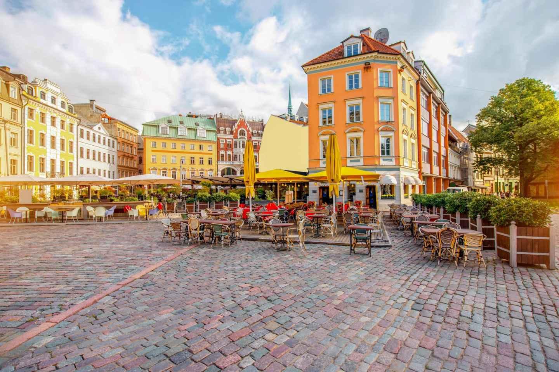 Riga: Kultur- und Foodie-Tour