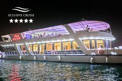 Dubai: Cruzeiro de Luxo com Jantar e Open Bar