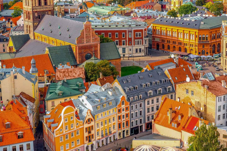 Riga: Private Tour mit einem ortskundigen Guide
