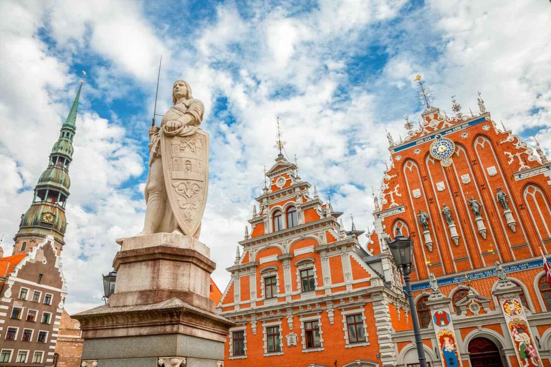 Riga: 2-stündiger Rundgang durch die Altstadt