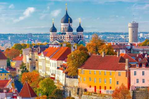 Welcome to Tallinn: Private Walking Tour with a Local