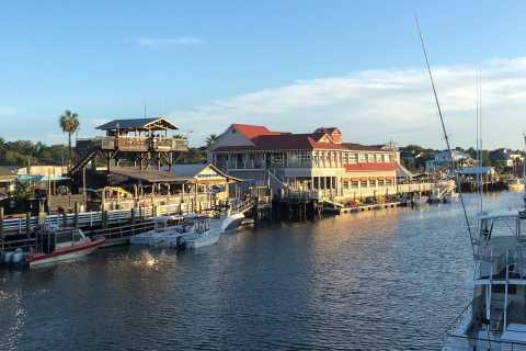 Charleston: Shem Creek Bar Tour