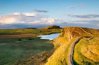 Ab Edinburgh: Tagestour Hadrianswall & Römisches Britannien