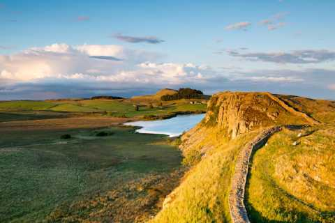 Hadrian's Wall & Roman Britain 1-Day Tour from Edinburgh