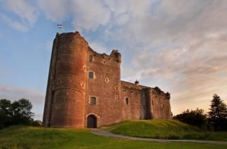 Ab Edinburgh: Seen & Burgen der West Highlands