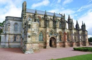 Ab Edinburgh: Rosslyn-Kapelle & Scottish Borders