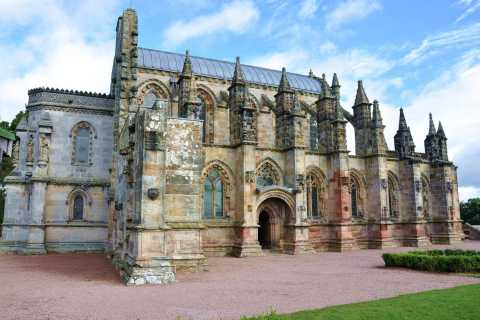 Cappella di Rosslyn e Scottish Borders: tour da Edimburgo