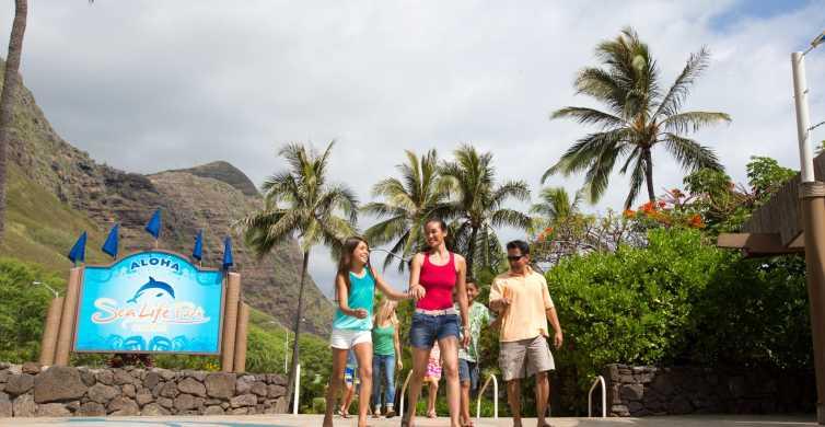 Oahu: Sea Life Park General Admission Ticket