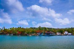 San Andrés: passeio de iate na Bahia