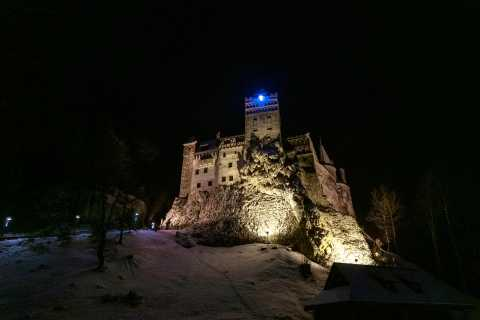 Bucharest: Dracula Castle Night Tour & Romanian Dinner