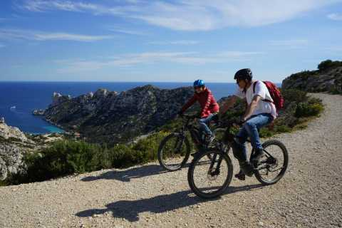 From Marseille: E-Bike Ride to Calanque de Sormiou