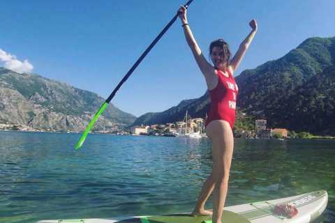 Bay of Kotor: 2-Hour Stand Up Paddle Board Tour