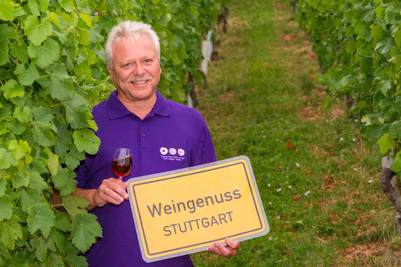 Stuttgart: Geführte Wein-Wanderung & Weinverkostung