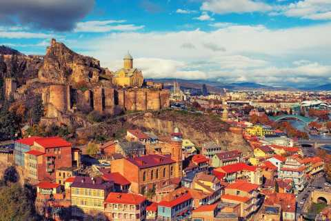Tbilisi: Walking Sightseeing Tour