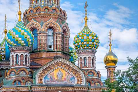 St. Petersburg: All Inclusive Museum Tour