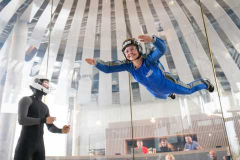 Munich: Bodyflying for 1 Person