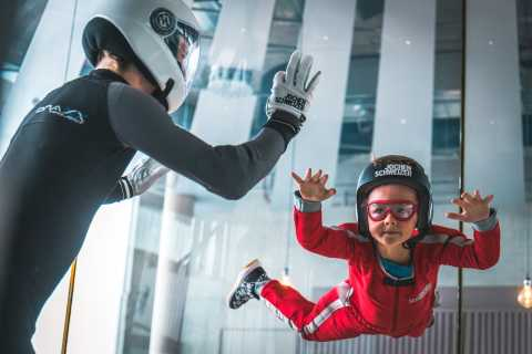 Bodyflying: Indoor Skydiving Experience for 2 People
