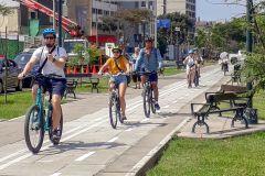 Lima: Excursão de Bicicleta em Barranco e Miraflores