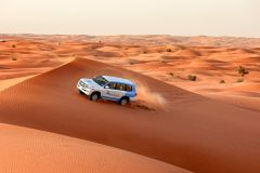 Abu Dhabi: Safári no Deserto com Passeio de Camelo