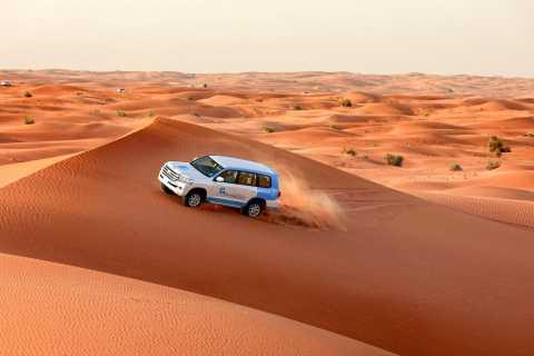 Abu Dhabi 4-Hour Morning Desert Safari with Camel Ride