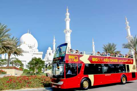 Abu Dhabi: Classic 1-Day Hop-On Hop-Off Tour