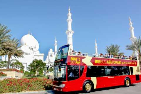 Abu Dhabi: Klassisk 1-dags hop-on hop-off-tur