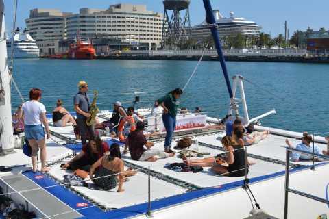 Barcelona: 1.5 Hour Vermouth and Music Sunday Sail