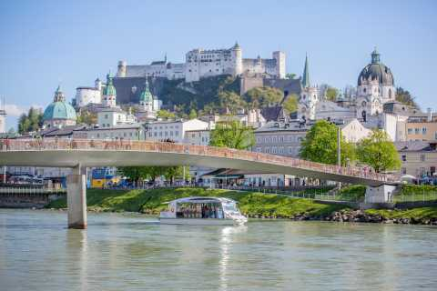 Salzburg: Salzach Cruise and Mozart Concert in the Fortress