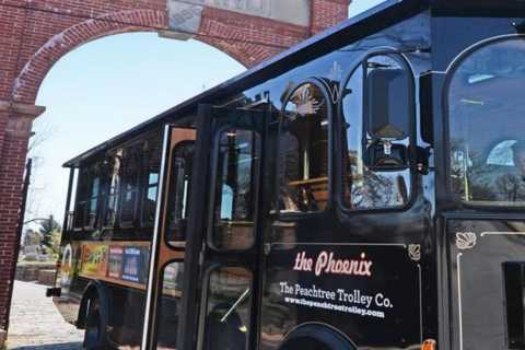 Atlanta: 1.5-Hour Highlight Trolley Tour