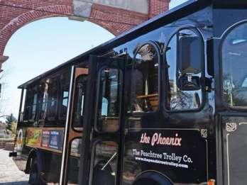 1,5-stündige Highlight Trolley-Tour