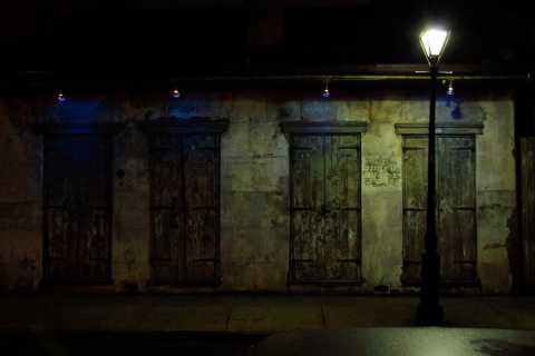 New Orleans: French Quarter Ghost Tour