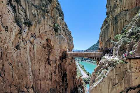 Caminito del Rey: 3-Hour Guided Canyon Walking Tour