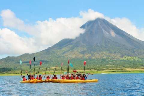 Arenal Lake: Kayaking and Bird Watching Experience