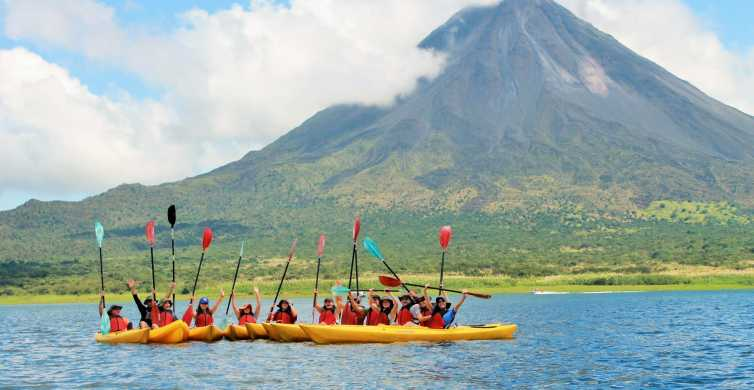 Arenal Lake: Kayaking and Bird Watching Experience