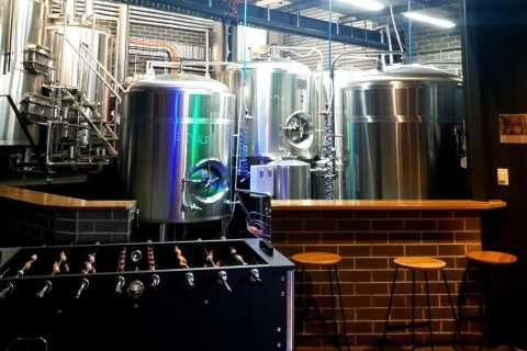 Hobart: Craft Beer Walking Tour with Local Guide