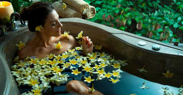 Ubud: 2-Hour Riverside Spa Treatment