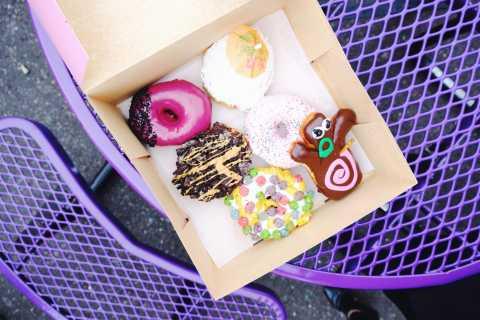 Portland: Underground Donut Tour