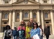 Vatikan & Sixtin: Kinderfreundliche Tour ohne Anstehen