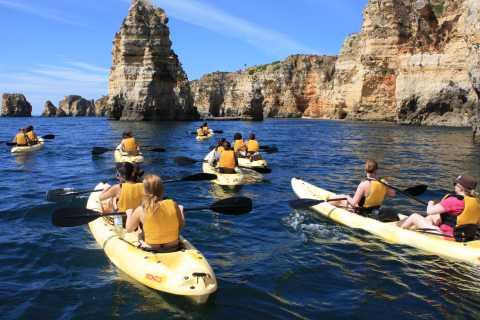 Lagos, Portugal: Höhlen Kayak Trip