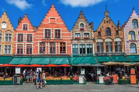 Amsterdam to Bruges Private Transfer